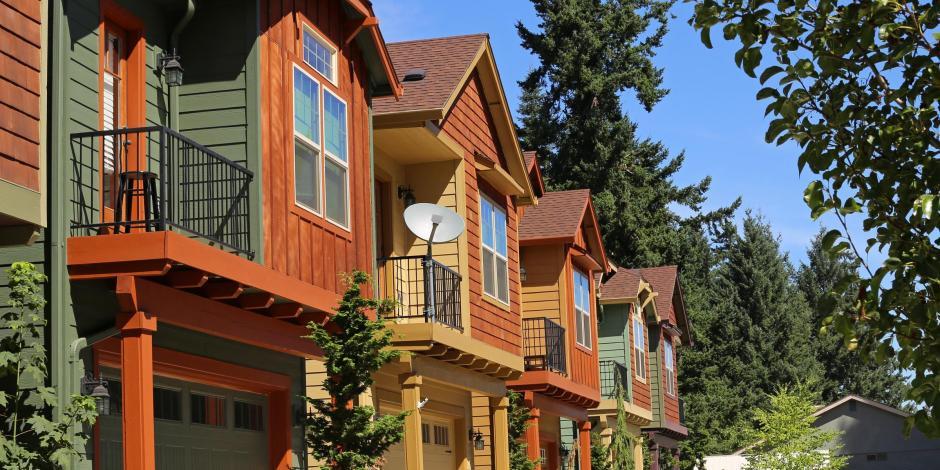 energy efficient condominiums