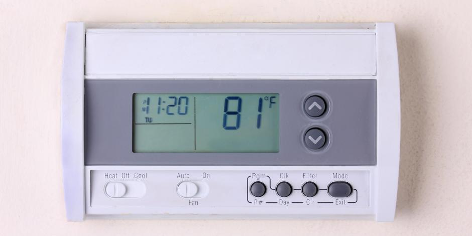 home programmable thermostat
